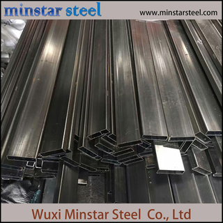 ASTM 316 Stainless Steel Pipe 316L Welded Rectangular Pipe Dari Cina