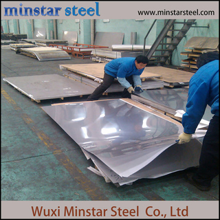 Duplex Prime Cold Rolled Stainles Steel Sheet